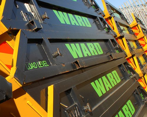 Ward-Business-waste-container-range
