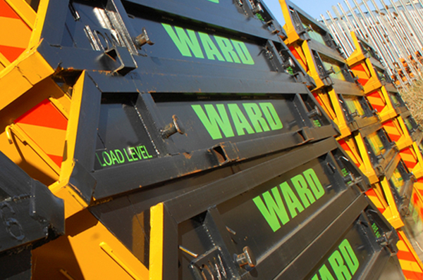 Ward-Business-waste-container-range